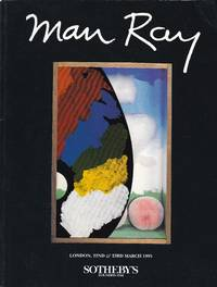 Man Ray: Paintings, Objects, Photographs: Property From The Estate Of Juliet Man Ray, The Man Ray...