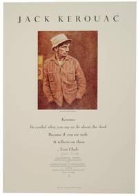 image of Jack Kerouac (Signed Broadside)