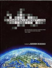 image of Communicrostics: 300 Technology Puzzles Compiled From IEEE Communications Magazine, 1981-2008