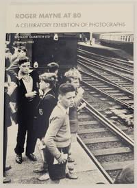 Roger Mayne at 80: A Celebratory Exhibition of Photographs