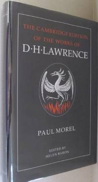 Paul Morel (The Cambridge Edition of the Works of D. H. Lawrence)