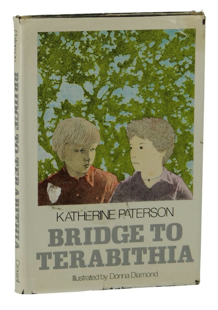 Bridge to Terabithia by Katherine Paterson - Hardcover - First Edition -  1977 - from Burnside Rare Books, ABAA and Biblio com
