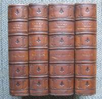 image of LIVES OF THE QUEENS OF SCOTLAND AND ENGLISH PRINCESSES CONNECTED WITH THE REGAL SUCCESSION OF GREAT BRITAIN.  8 VOLUMES BOUND IN 4.  (VOLUMES I-VIII COMPLETE.)