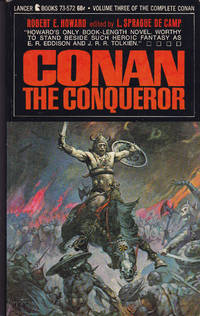 Conan the Conqueror by  L Sprague  Robert E; de Camp - Paperback - First Edition - First Printing - 1968 - from Bookmarc Books and Biblio.com
