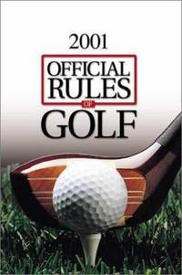 Official Rules of Golf 2001