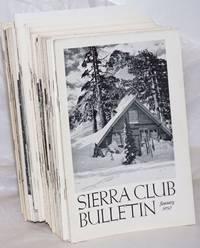 image of The Sierra Club Bulletin