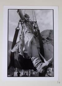 image of [Maquette pour un livre de photographies encore inédit à propos des travaux du Grand Louvre :] Photos [prises] de janvier à août 1985.