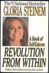 image of REVOLUTION FROM WITHIN A Book of Self-Esteem