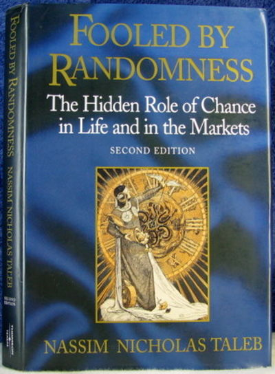 9781587991905 Fooled By Randomness The Hidden Role Of Chance In