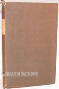BIBLIOTHECA GRENVILLIANA; PART THE THIRD