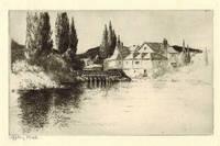 Iffley Mill.