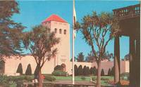 The De Young Museum, Golden Gate Park, San Francisco, California 1950s unused Postcard