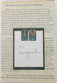 The Bluest Eye by  Toni Morrison - Signed First Edition - 1970 - from Bookbid Rare Books (SKU: 1508956)