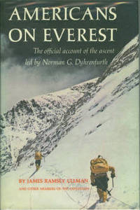 image of Americans On Everest: The Official Account of the Ascent Led by Norman G. Dyhrenfurth