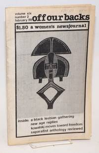 image of Off Our Backs: a women's news journal; vol. 19, #2, February 1989