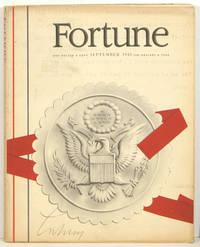 Fortune Magazine.  1943 - 09