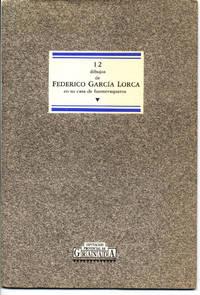 12 Dibujos de Federico Garcia Lorca en su Casa de Fuentevaqueros