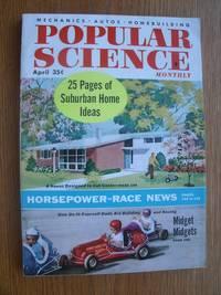 image of Popular Science Magazine: April 1955