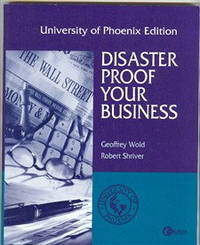 Disaster Proof Your Business