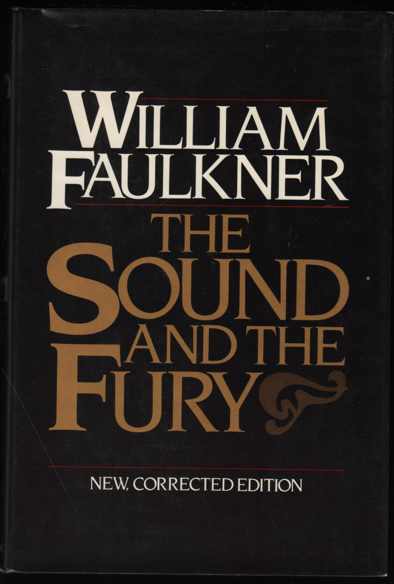 the sound and the fury by faulkner The sound and the fury is an american drama film directed by james franco it is the second film version of the novel of the same name by william faulkner the previous adaptation, directed by martin ritt, was released in 1959.