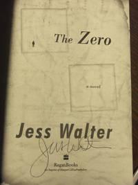 The Zero: A Novel (SIGNED)