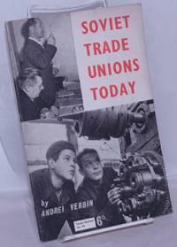 image of Soviet Trade Unions Today
