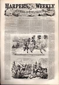 image of Harper's Weekly: Journal of Civilization: Vol. 1, No.45: November 7, 1857