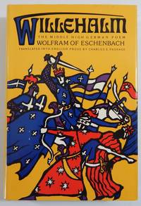 The Middle High-German Poem of Willehalm by Wolfram of Eschenbach
