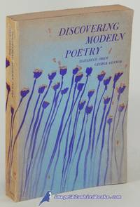 image of Discovering Modern Poetry