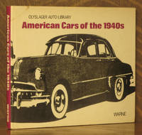 AMERICAN CARS OF THE 1940S, OLYSLAGER AUTO LIBRARY