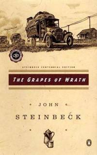 The Grapes of Wrath by John Steinbeck  - Paperback  - 2002  - from ThriftBooks (SKU: G0142000663I5N01)