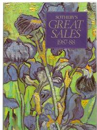 image of Sotheby's Great Sales 1987-88