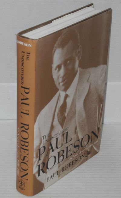 New York: John Wiley & Sons, 2001. Hardcover. xvi, 383p., photos in text, first edition brown boards...
