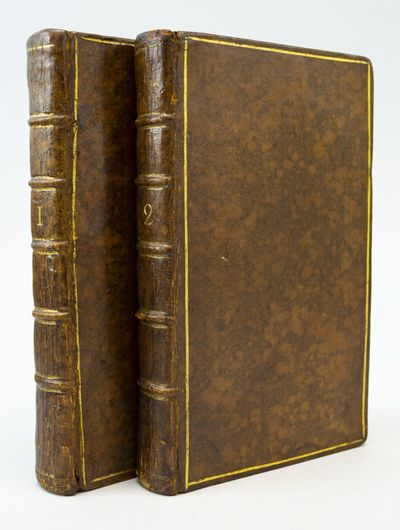 London: Printed for W. Strahan et al., 1770. Eighth Edition. 173 x 103 mm. (7 x 4 1/4