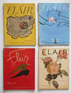 Flair Magazine February 1950, Volume 1, No.1 To January 1951, Volume 2, No. 1 ( Complete 12  Issue Set )