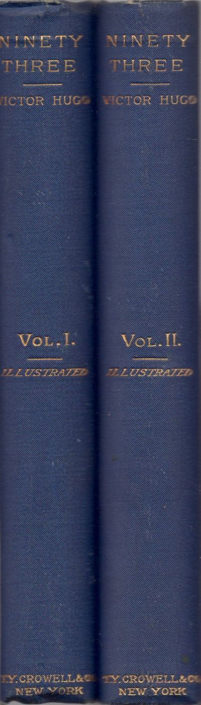 New York: Thomas Y. Crowell & Co, 1888. Later printing. Hardcover. Very good. Octavos. Two volumes: ...