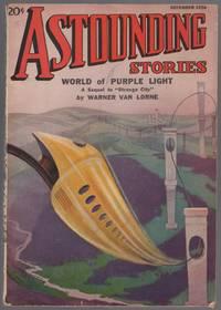 [Pulp magazine]: Astounding Stories - December 1936, Volume XVIII, Number 3