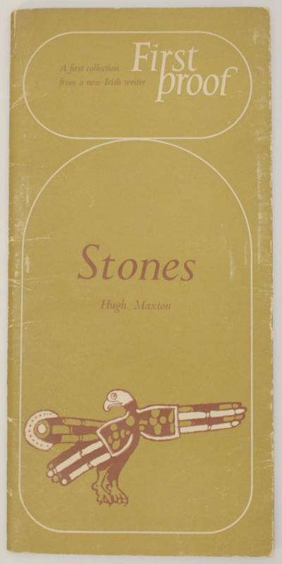 Dublin: Figgis, 1970. First edition. Softcover. 27 pages. A collection of poems. An about good copy ...