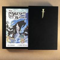 image of The Graveyard Book Graphic Novel Single Volume Special Limited Edition