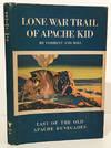 Lone War Trail Of Apache Kid