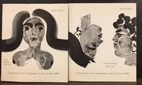 CATALOGUE RAISONNE DE L'OEUVRE LITHOGRAPHIE ET GRAVE DE HANS ERNI. (Two Volumes)