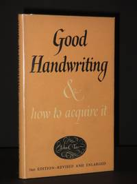 Good Handwriting and How to Acquire it