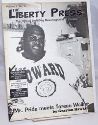 image of The Liberty Press: the official LesBiGay newsmagazine of Kansas vol. 3, #5, January 1997; Mr. Pride meets Torean Walker