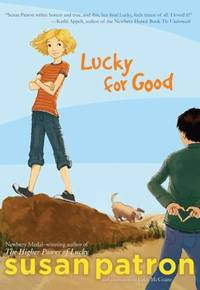 Lucky for Good by Susan Patron - Hardcover - 2011 - from ThriftBooks (SKU: G1416990585I4N10)