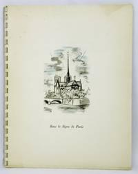 [WINE] Établissements Nicolas. Maison Fondée en 1822. Liste des Grands Vins 1949 Illustrations de DIGNIMONT