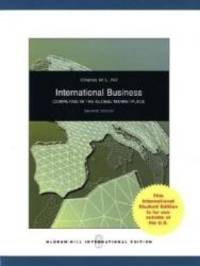 International Business by Charles W. L. Hill - 2008-03-03
