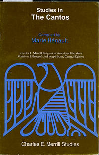 The Merrill Studies in The Cantos
