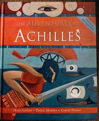 image of Adventures of Achilles HC w CD (Advanced Placement (AP) Crash Course)