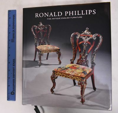 London: Ronald Phillips Ltd, 2015. Hardcover. VG+. Pictorial dj, green cloth covers, silver gilt let...