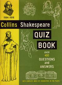 Shakespeare Quiz Book (Collins Quiz Books)